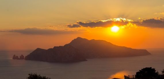 come arrivare a Capri da Salerno