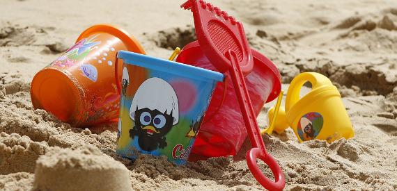 spiagge procida per bambini