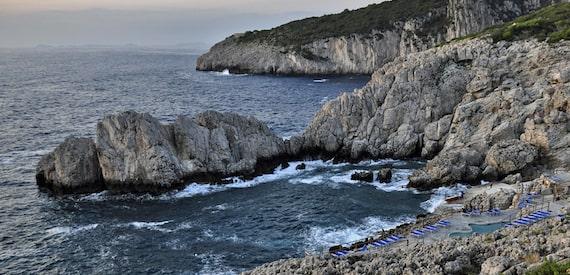spiagge Bandiera blu Capri 2016