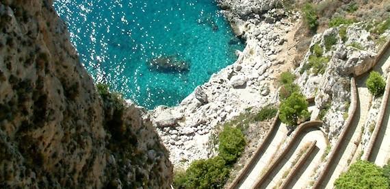 Scala Fenicia Capri