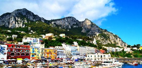 Parco filosofico a Capri
