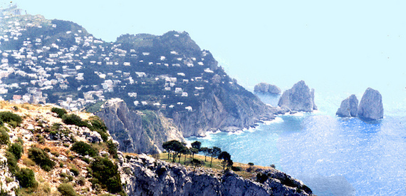 Capri the island of art 2016