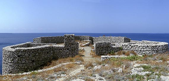 sentiero dei Fortini Capri
