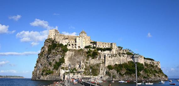itinerari Ischia: l'isola aragonese