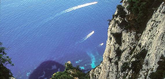 salto di Tiberio Capri
