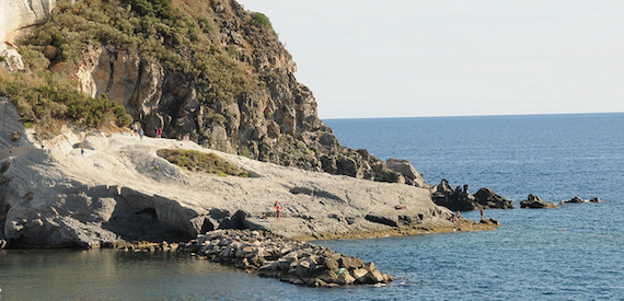 immersione secca Formiche Ischia