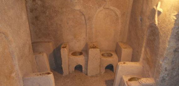 cimitero delle monache Ischia