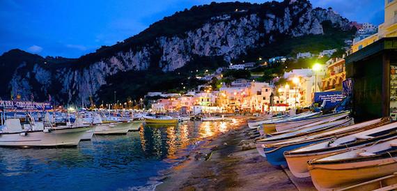 Natale 2016 a Capri