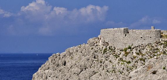 Mesola Capri