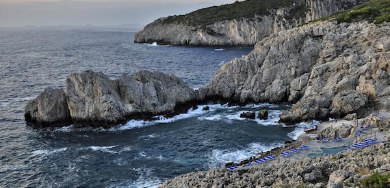 Capri spiagge Bandiera blu 2017
