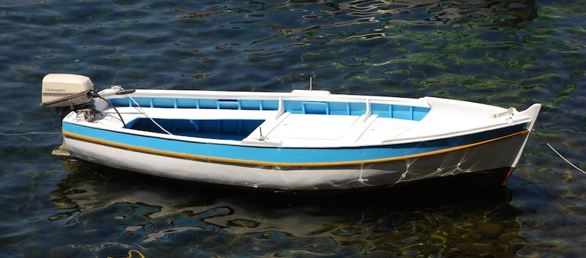 giro in barca a Ischia