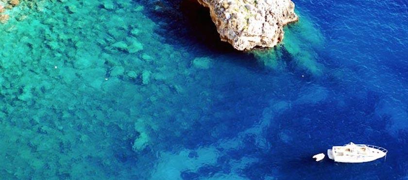 le più belle spiagge di Capri