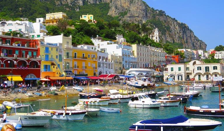 Informazioni turistiche Isola di Capri