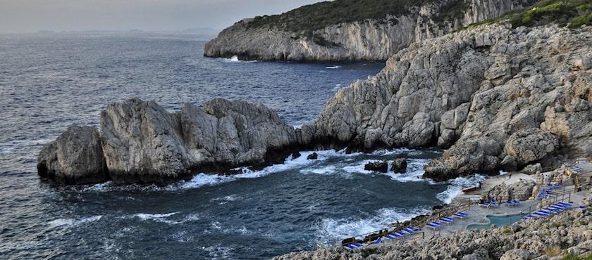 Capri: le spiagge libere