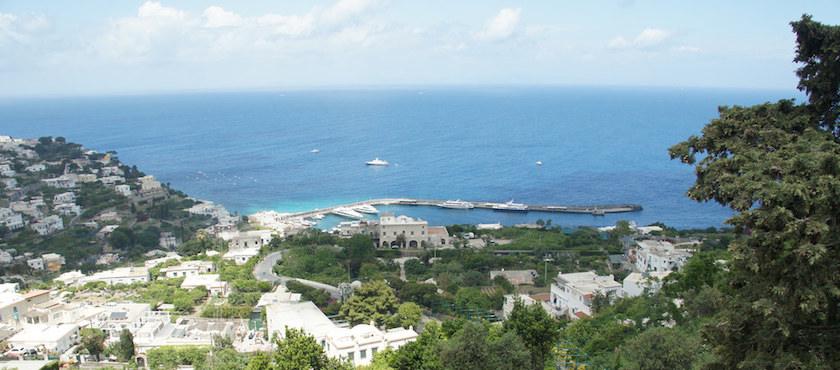 Ferragosto 2017 a Capri