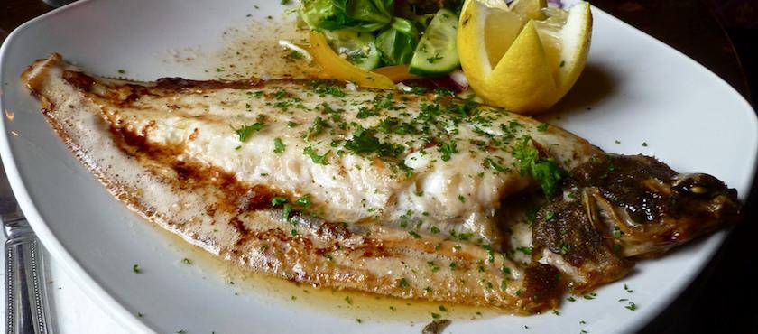 mangiare pesce a Ischia