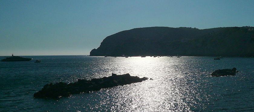 le spiagge di Serrara Fontana