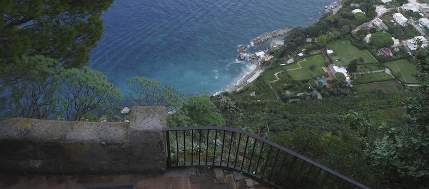 Capri sentieri/trekking