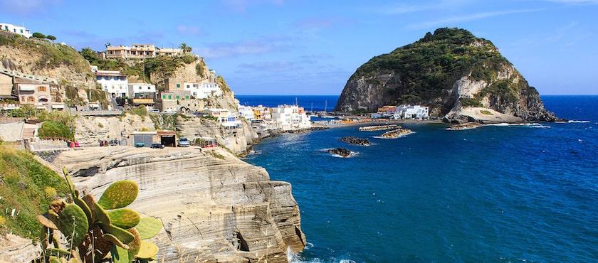 Ischia Sant'Angelo sentiero