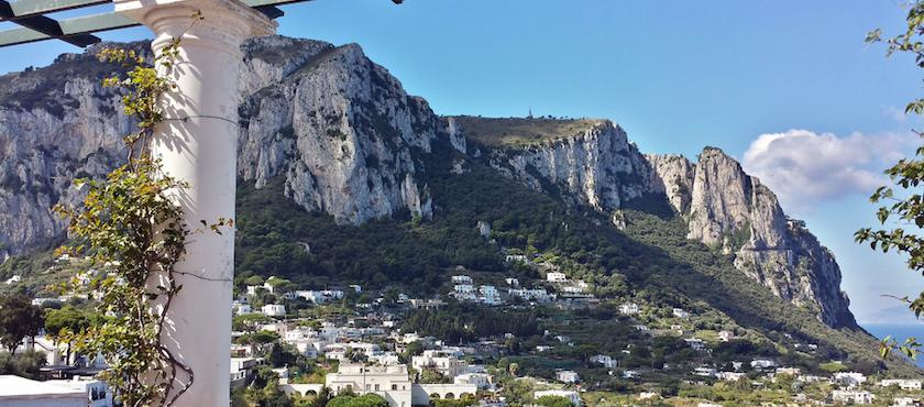 una settimana a Capri