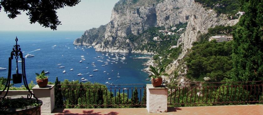 Le conversazioni Capri 2018