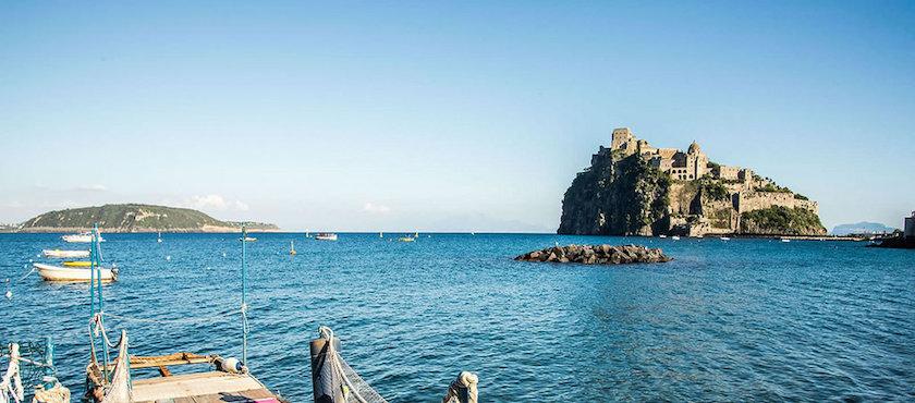 Ischia via mare